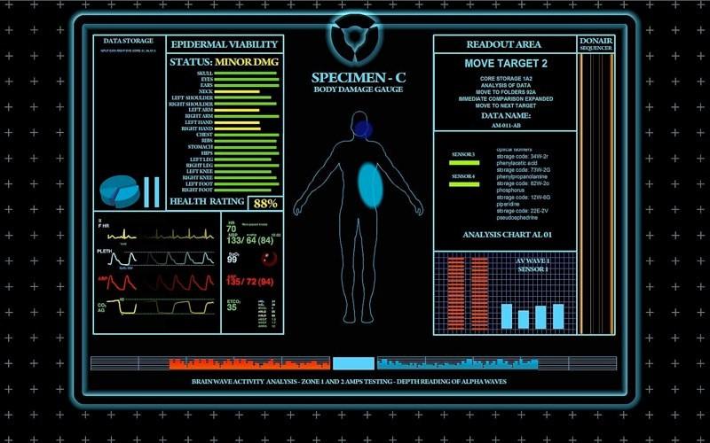 Interface Displays